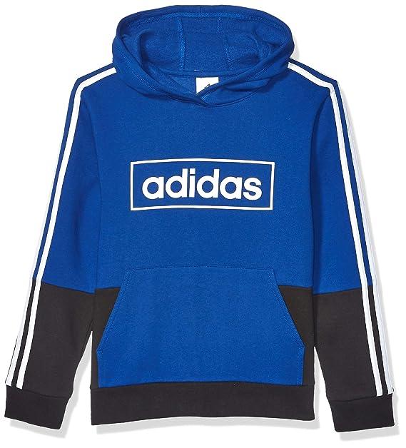adidas Colorblock Hoodie Blue | adidas US