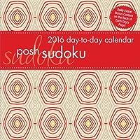 Posh: Sudoku 2016 Day-to-Day Calendar