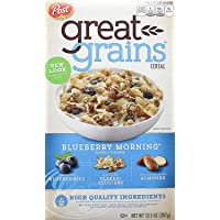 Post Selects Morning Cereal, Blueberry, 382g