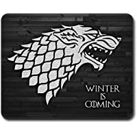 MOUSE PAD GAMER STARK GAME OF THRONES, 27 x 21 cm, BASE ANTIDESLIZANTE, SUPERFICIE DE PRECISIÓN OPTIMA