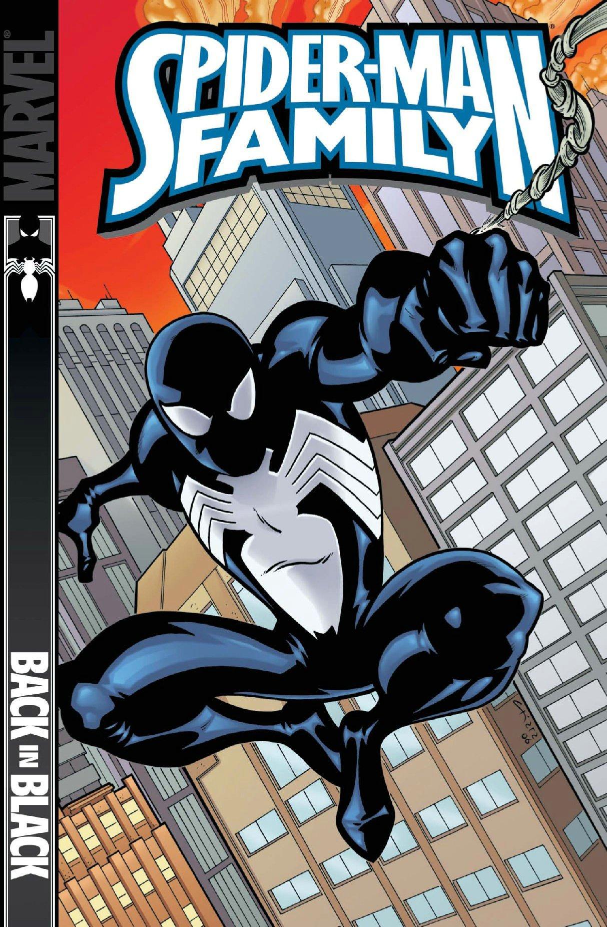 Amazon com: Spider-Man Family, Vol  1: Back in Black (v  1