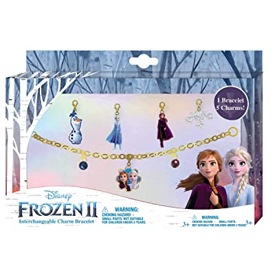 Danawares Frozen 2 Interchangeable Charm Bracelet Age/Grade 4+: Toys & Games