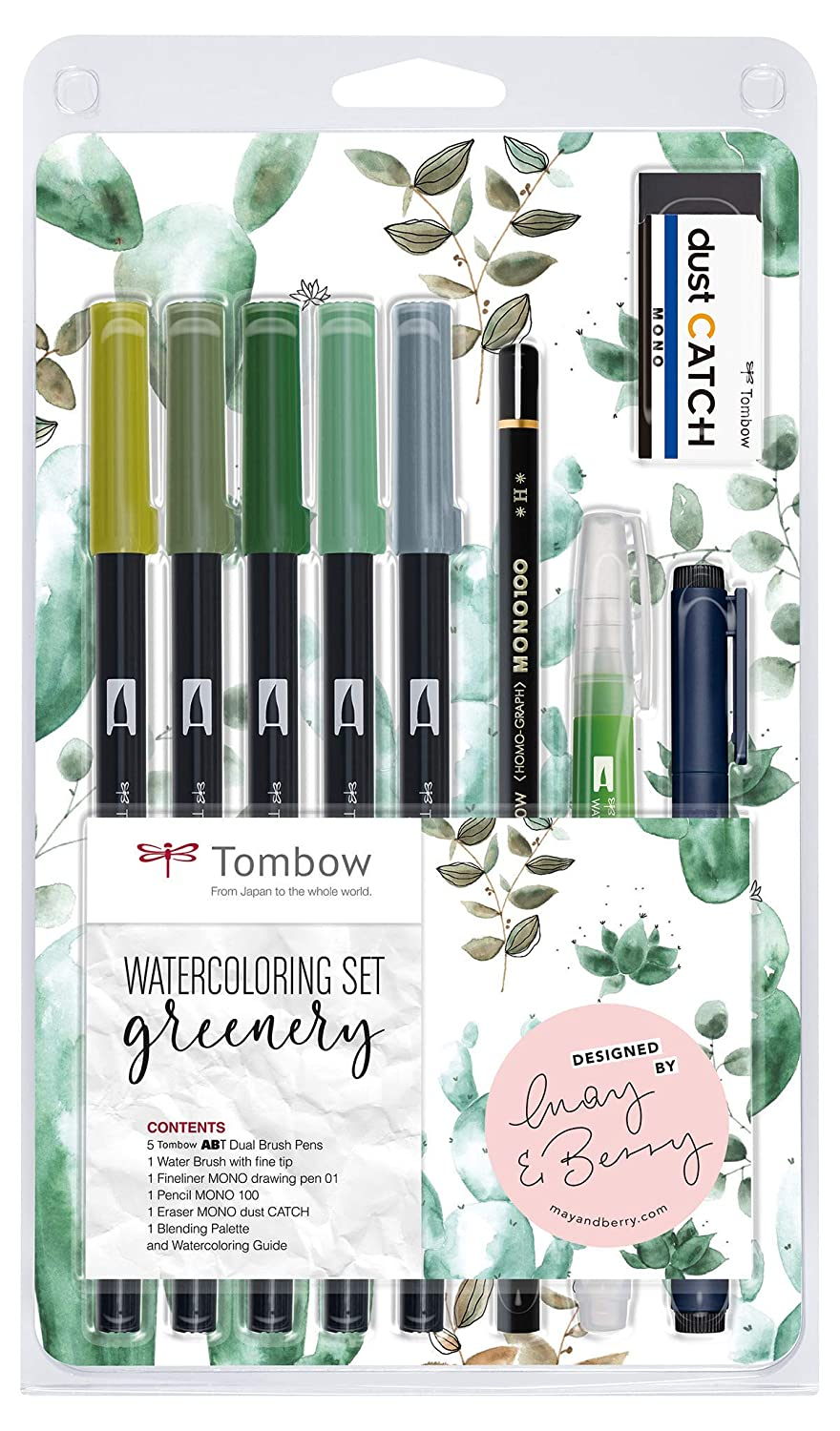 Tombow greenery