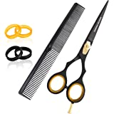 Professional Hair Scissors-Barber Hair Shears 6.5'' Haircut Scissors Professional Hair Cutting Scissors for Women/Men…