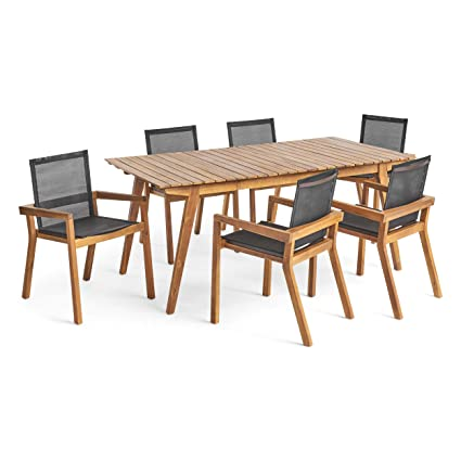 Great Deal Furniture Copperfield Patio Dining