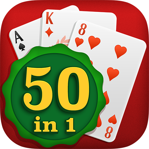 Card Games 50 in 1 - Solitaire Collection