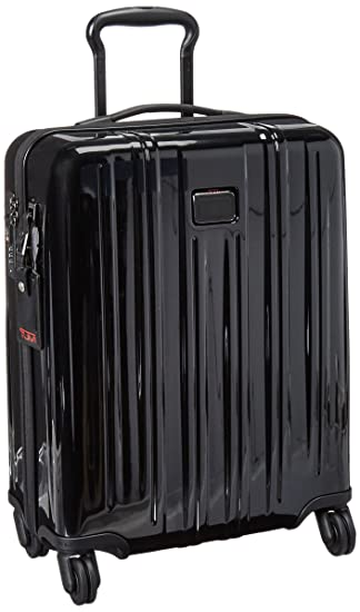 84c9fb703561 Tumi V3 International Slim Carry-on, Black