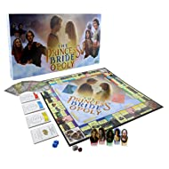 Toy Vault Princess Bride-Opoly Board Game 2-5 Players