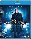 El Último Cazador De Brujas [Blu-ray]