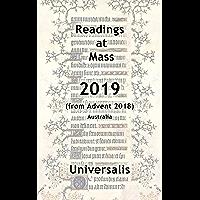 Mass Readings 2019 (Australia) (Mass Readings Australia)