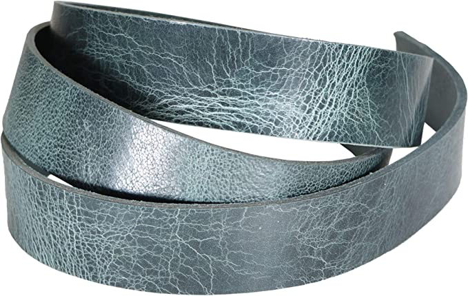 weight. 1 12  Leather Belts made from Water Buffalo 8-9 oz