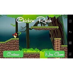 Chicken Rush: Amazon.es: Appstore para Android