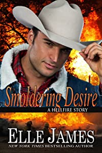 Smoldering Desire (Hellfire Book 3)