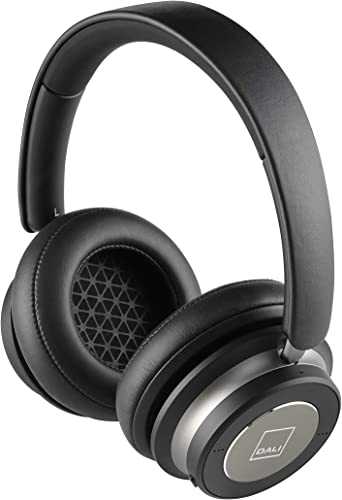 DALI IO-6 Premium Wireless Over-The-Ear Anc Headphones – Iron Black