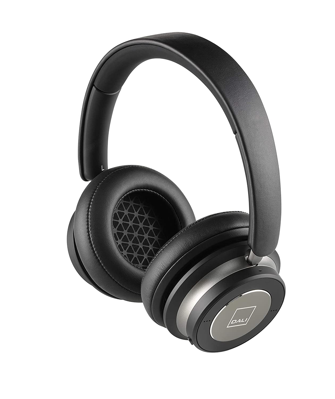 DALI IO-6 Premium Wireless Over-The-Ear Anc Headphones - Iron Black