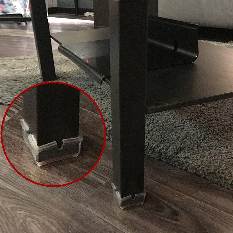 Amazon LimBridge Chair Leg Wood Floor Protectors Chair Feet