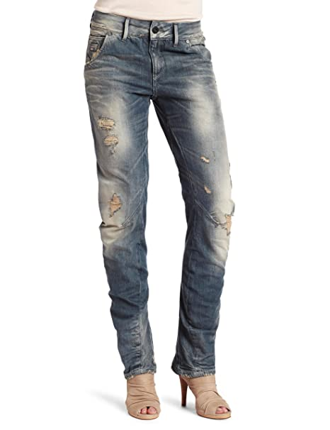 Amazon.com: G-Star Raw Arc de la mujer Loose Tapered Jean ...