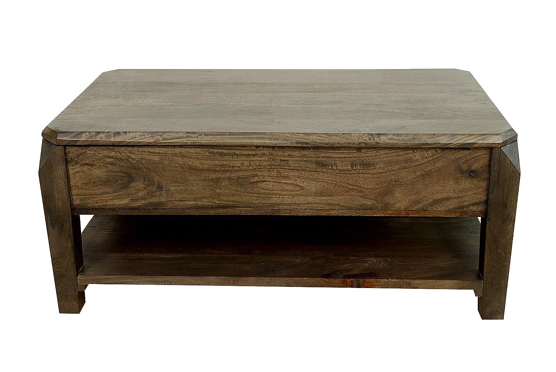 Studio78 Sheesham Wood Center Table For Living Room Wooden
