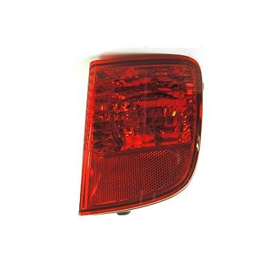 Genuine Toyota Parts 81480-60010 Passenger Side Rear Reflector: Automotive