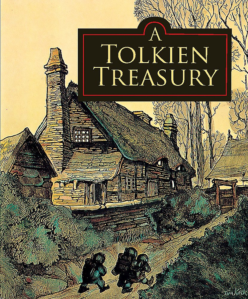 A Tolkien Treasury (Miniature Editions)