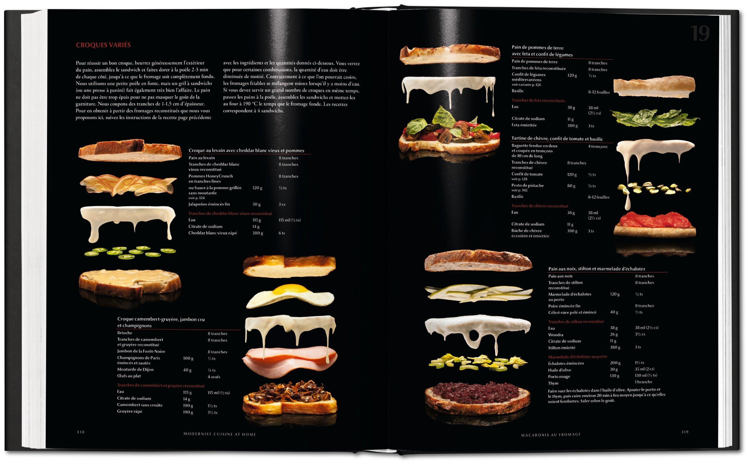 Modernist cuisine pdf francais ustensiles de cuisine for Amazon modernist cuisine