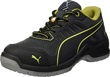 Puma Safety Footwear WomensLadies Fuse TC Low S1P Safety