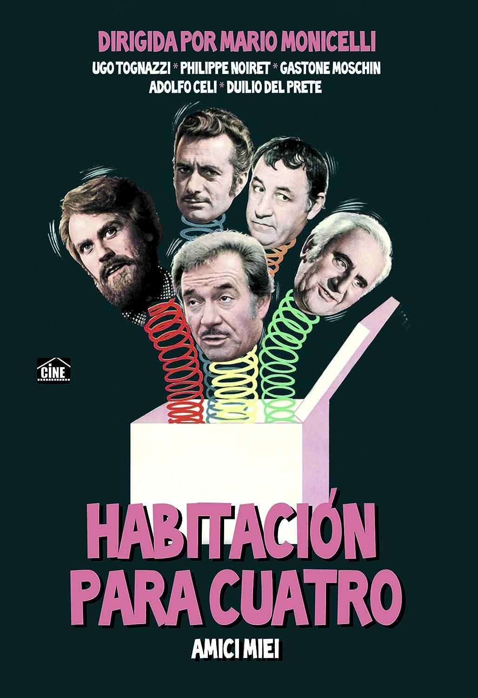 Habitación Para Cuatro [DVD]