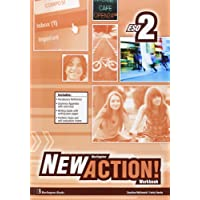New Burlington Action 2 Workbook + Language Builder