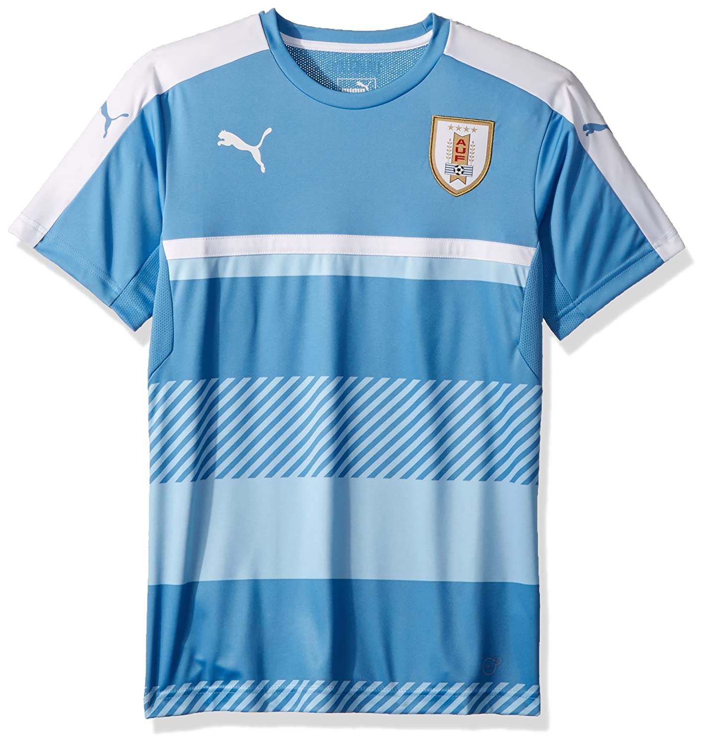 PUMA Mens Uruguay Training Jersey PUMA Sports Apparel 748448