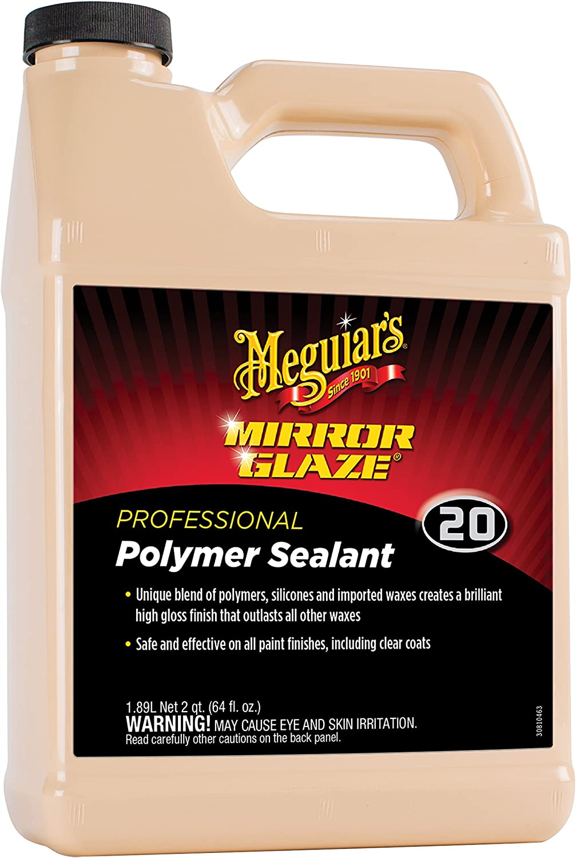 Meguiar's M2064 Mirror Glaze Polymer Sealant
