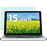 エレコム 液晶保護フィルム macbook Pro 15インチ 光沢 指紋防止 EF-MBP15FLFANG
