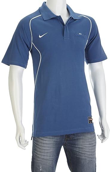 b754d82c93ac1 Nike - Polo - Polo - Homme - Bleu - Small: Amazon.fr: Vêtements et  accessoires