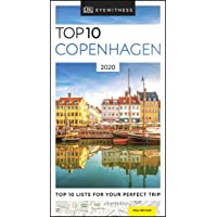 DK Eyewitness Top 10 Copenhagen: 2020 (Pocket Travel Guide)