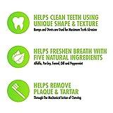VetIQ Minties Dog Dental Bone Treats, Dental