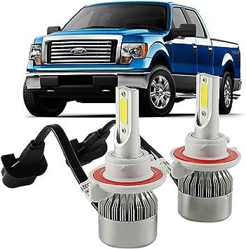 Bulb Holder Headlight For 2004-2014 Ford F-150; Headlight Connector Headlight