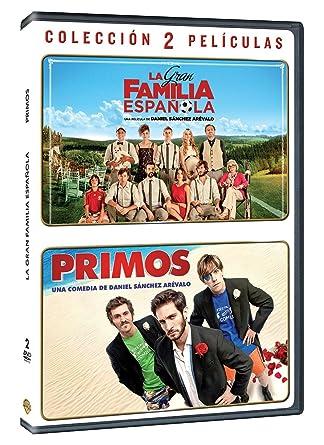 Pack: La Gran Familia Española + Primos [DVD]: Amazon.es ...