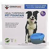 CoolerDog Healthspring Pet Fountain, 6L