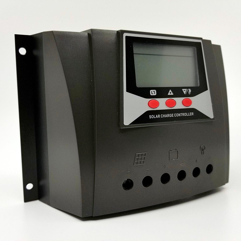 Batterie-Equalizer / Balancer fü r 4 Stü ck Batterie in Reihe fü r 48V Batteriesystem angeschlossen, verlä ngert das Solarsystem die Batterielebensdauer anancooler