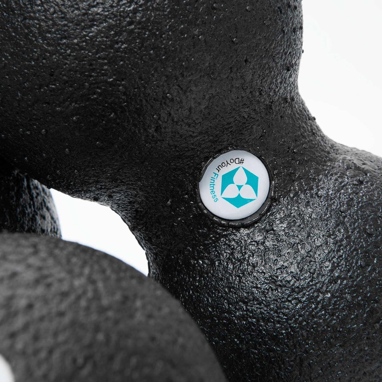 BlackCat #DoYourFitness Saller BlackCat Fascia Pelota//Fascia//Double de Rollo//Ideal para el Entrenamiento Fascia /& para automasaje//Diferentes tama/ños y Variantes//Color: Negro komplett Faszienset