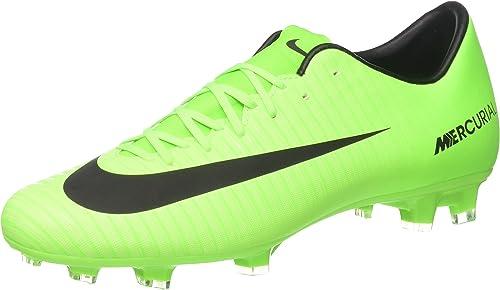 Nike Mercurial Victory Vi Fg, Botas de Fútbol para Hombre, Verde ...