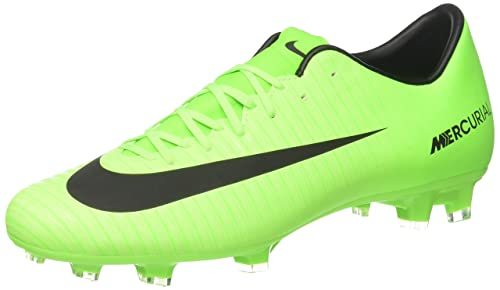 f29f7d58aa0 Image Unavailable. Image not available for. Colour  Mercurial Victory VI FG  Football Boots - Electric Green