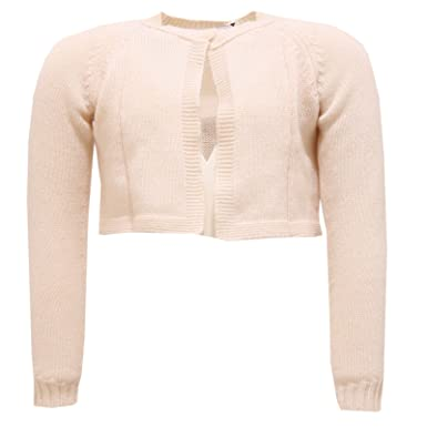 5a62f5673abff7 Dolce   Gabbana 6730T Cardigan Bimba Girl Maglione Cashmere Sweater Kid   3 6 Months
