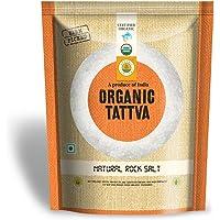 Organic Tattva Natural Rock Salt, 500g