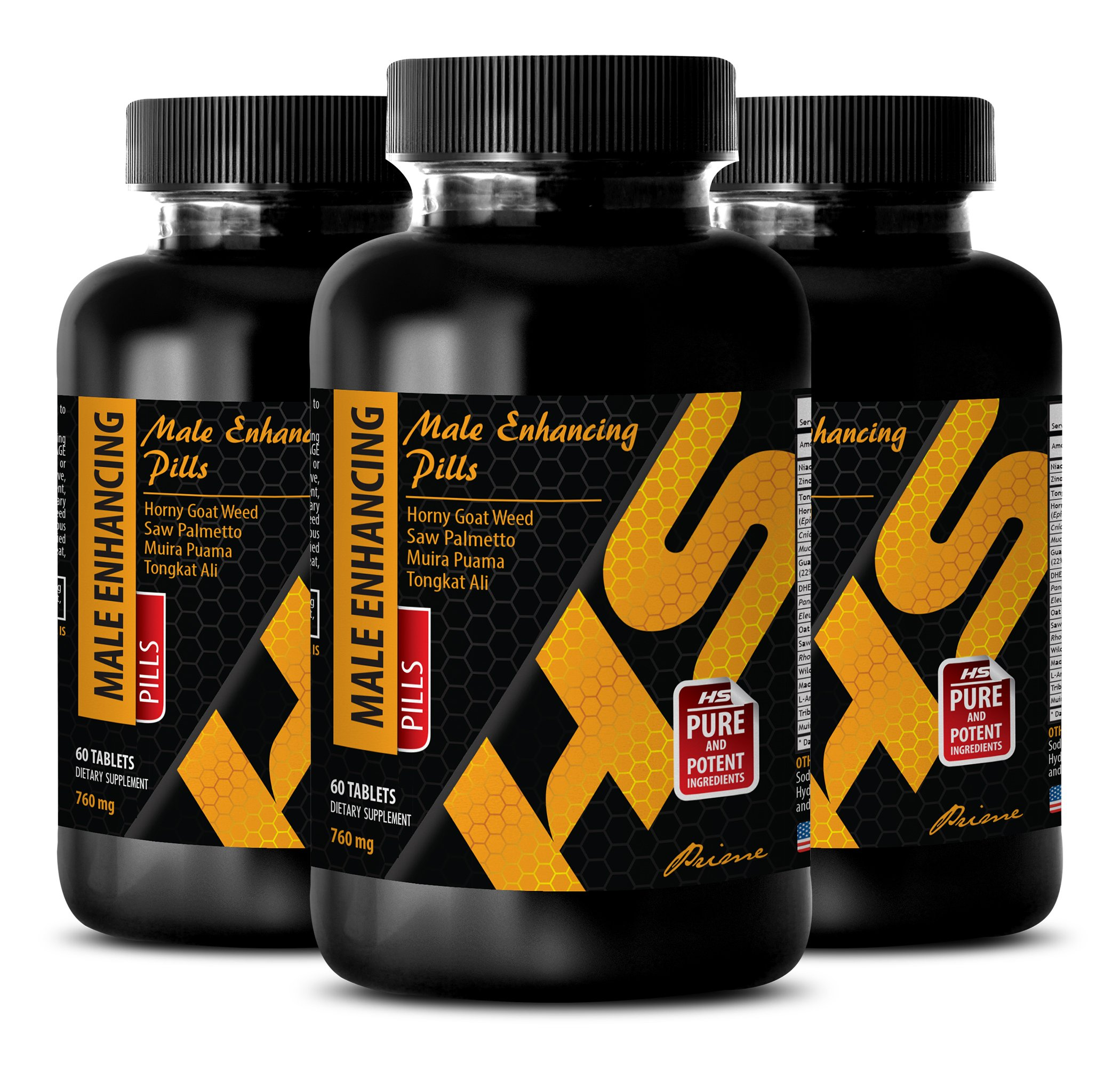 male libido enhancement - MALE ENHANCING PILLS 760 MG - black maca capsules - 3 Bottles (180 Tablets)