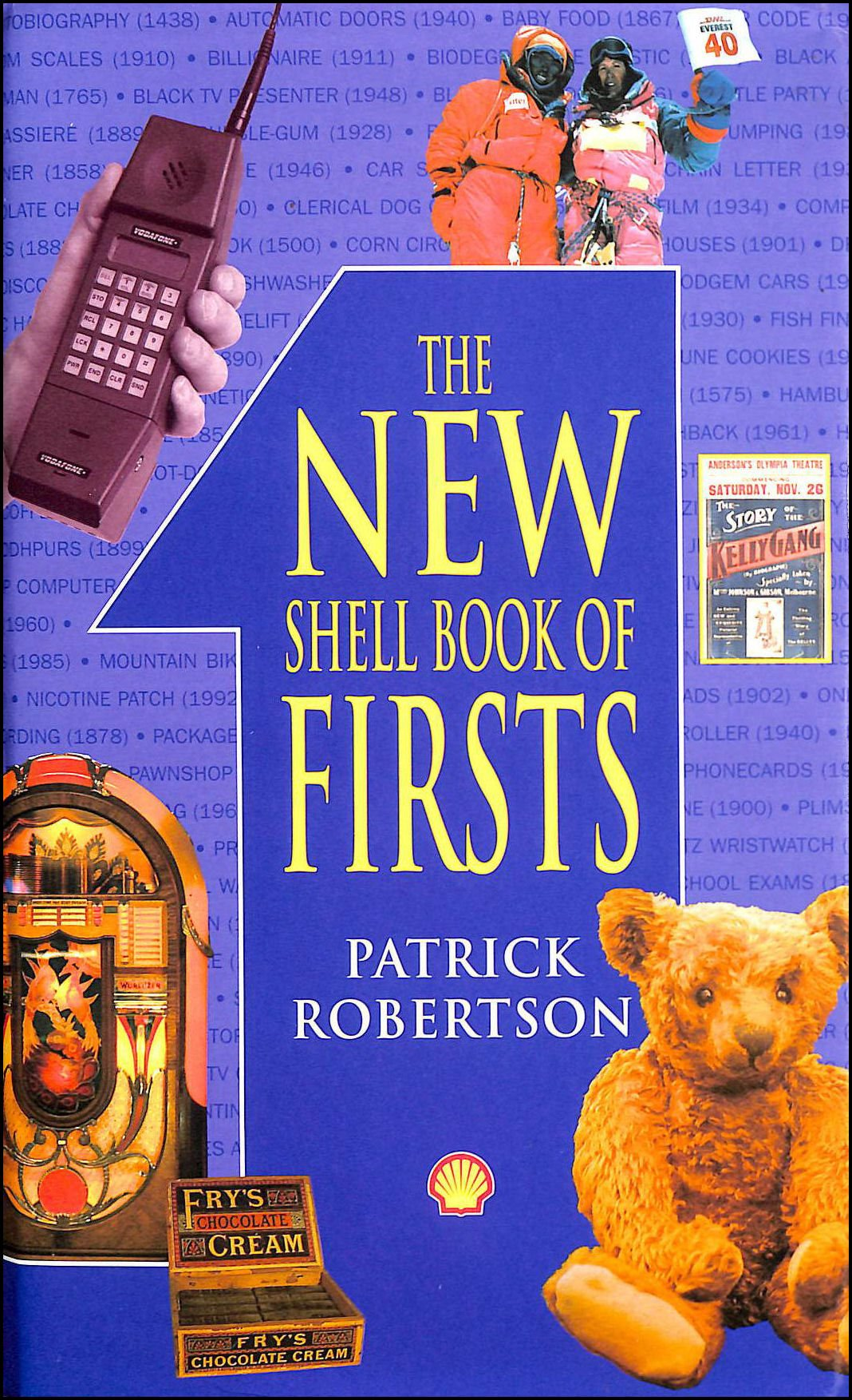 New Shell Book of Firsts