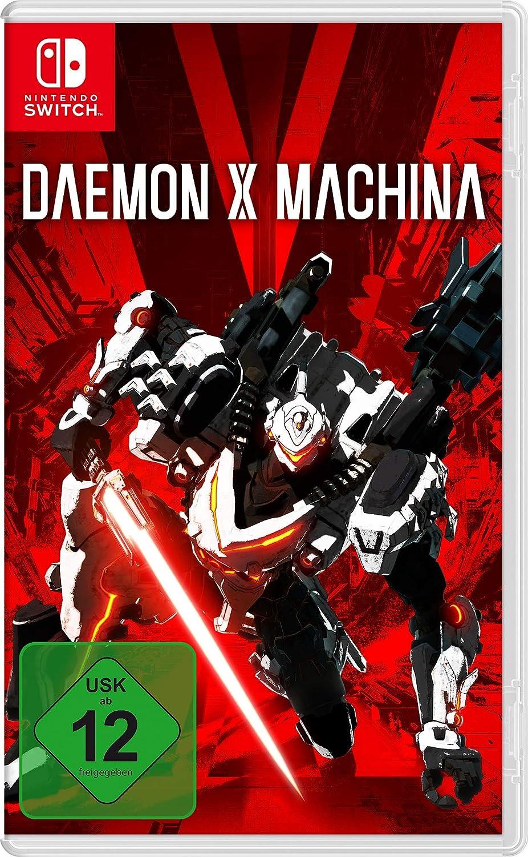 DAEMON X MACHINA Standard Edition - Nintendo Switch [Importación alemana]: Amazon.es: Videojuegos