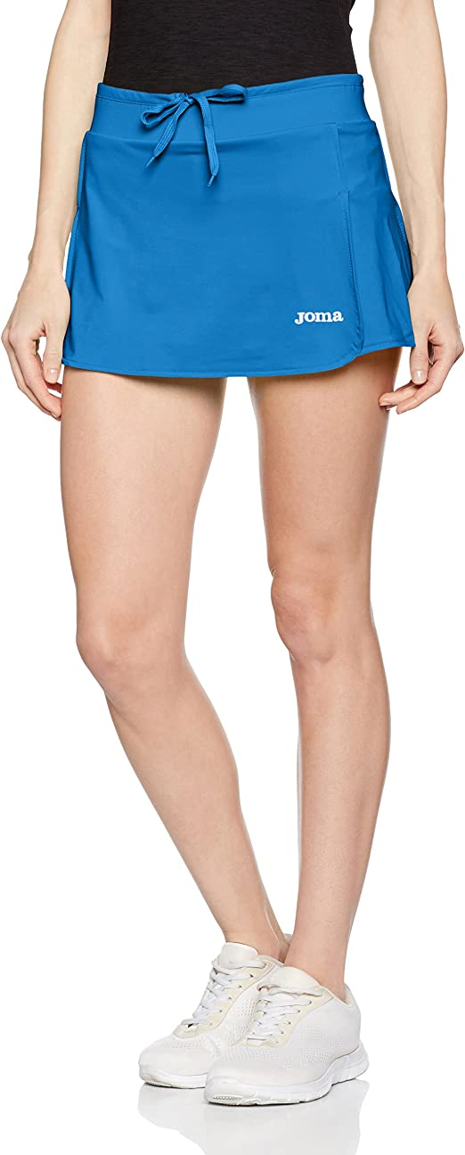 Joma SHT.S0M01 - Falda de tenis para mujer: Amazon.es: Deportes y ...