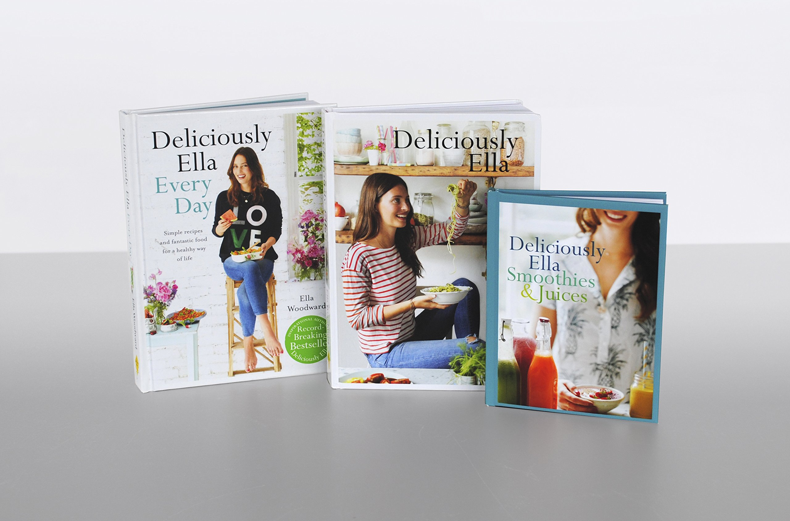 bacc11a91 Deliciously Ella  Smoothies   Juices  Bite-size Collection  Amazon.co.uk   Ella Mills (Woodward)  9781473647282  Books