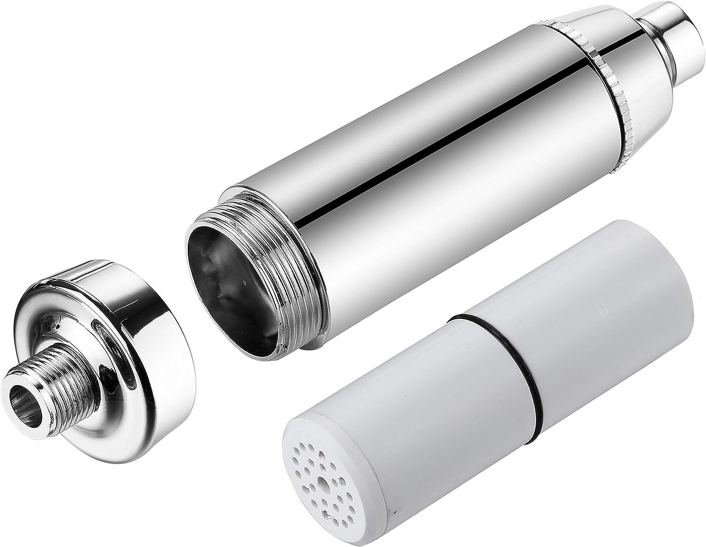 Hotel Spa 7-Setting Handheld Shower Filter KDF/Activated carbon