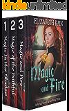 Asherah Island Magic Collection: Books One-Three